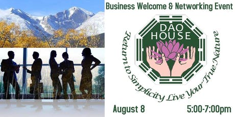 DAO House Welcome & Business Networking Event  tickets