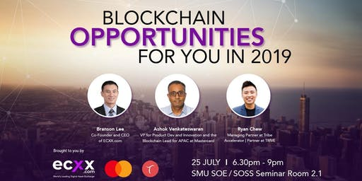 Blockchain Opportunities for You in 2019