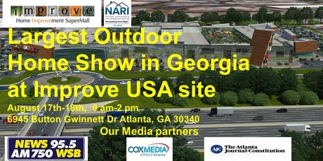 Improve USA  Outdoor Home Show tickets