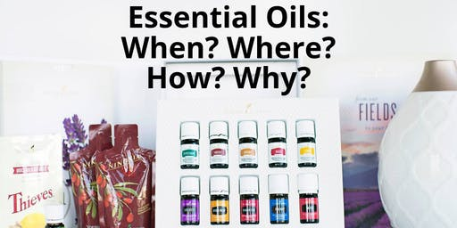Essential Oil Questions Answered