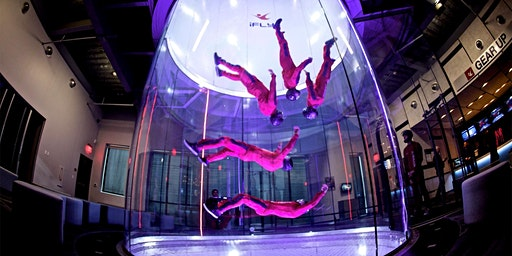 OUTBOUND (RESFEST) iFly - Experience Indoor Skydiving without jumping out of a airplane!