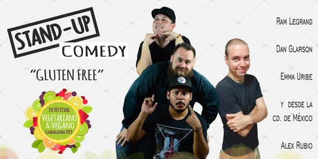 "Stand Up Comedy ""Gluten Free"" entradas"