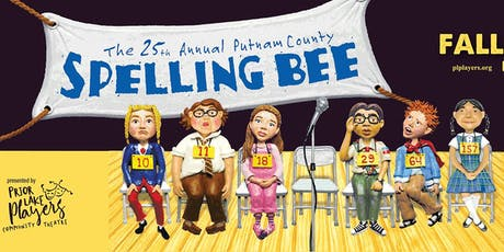 The 25th Annual Putnam County Spelling Bee tickets