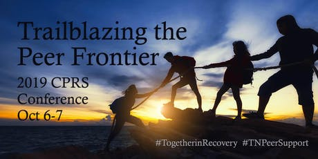 """2019 CPRS Conference   """"Trailblazing The Peer Frontier"""" tickets"""