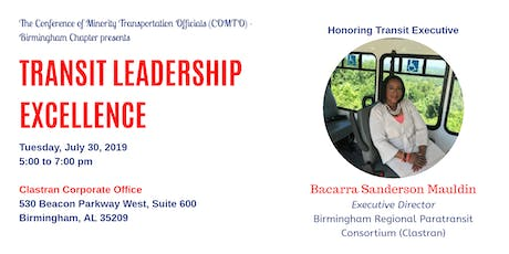 Conference of Minority Transportation Officials (COMTO)- Leadership Excellence Series tickets