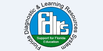 FDLRS - Florida Diagnostic & Learning Resources System/ Let's Get Visual!