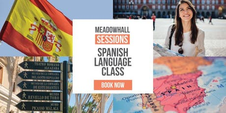 SPANISH Language Class (Introduction Session) | MEADOWHALL SESSIONS tickets