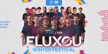 FLUXOU - WINTER FESTIVAL ingressos