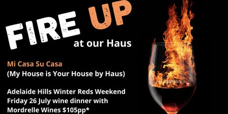 FIRE UP Mi Casa Su Casa (My House is Your House by Haus) tickets