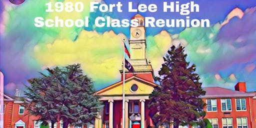 1980 Fort Lee High School 40th Class Reunion