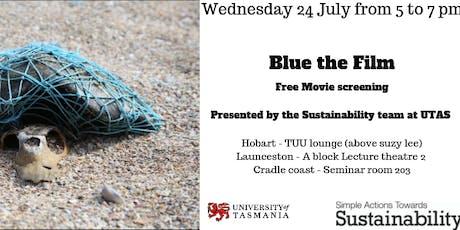 Blue the Film free movie screening - Hobart  tickets