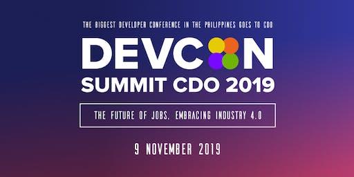 DEVCON Summit 2019: Cagayan de Oro Edition #DEVCONSummitCDO