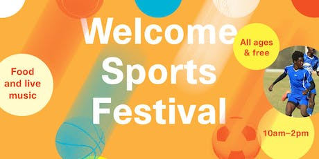 Welcome Sports Festival tickets