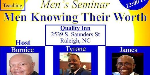 Holy Transformation Men's Seminar
