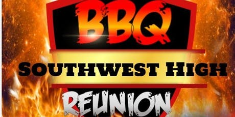 Southwest High School Reunion Cookout tickets