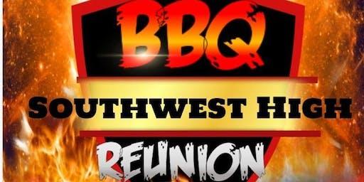 Southwest High School Reunion Cookout