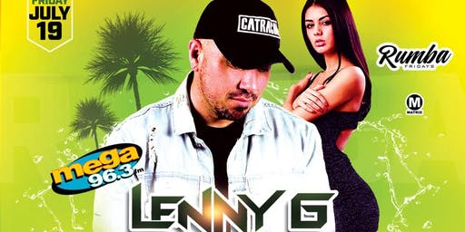 NOCHE MEGA with DJ LENNY G from MEGA 96.3FM!