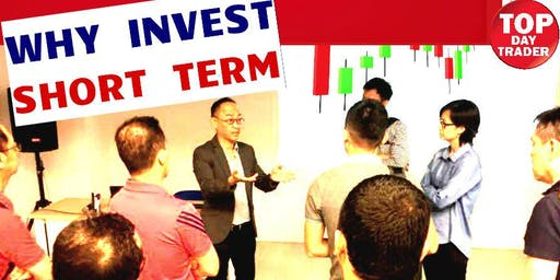 Are you frustrated with your STOCK investment. Revealing short term trading