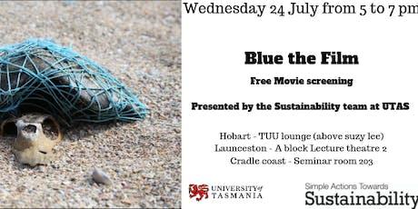 Blue the Film free movie screening - Launceston tickets