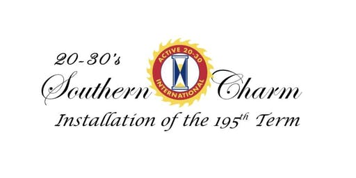 20-30's SOUTHERN CHARM: Installation of the 195th Term