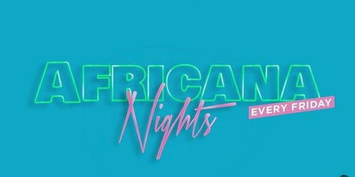 Africana Nights: AfroFusion