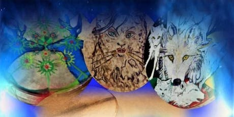 Shamanic Reiki Drum Circle with Judith, KRM tickets