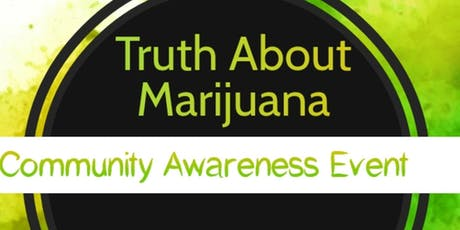 Truth About Marijuana tickets