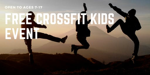 Free CrossFit Kids Event