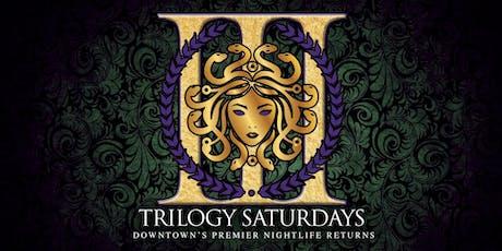 Trilogy Saturdays -  July 20, 2019 tickets
