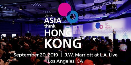 Think Asia, Think Hong Kong tickets