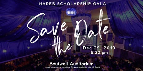NAREB Scholarship Gala tickets