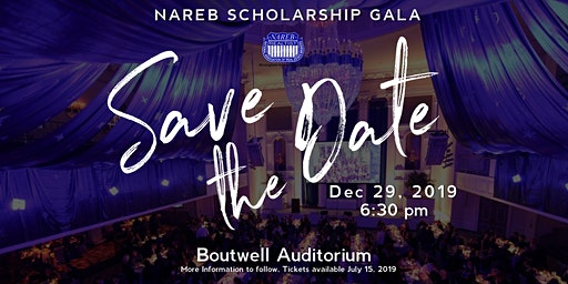 NAREB Scholarship Gala