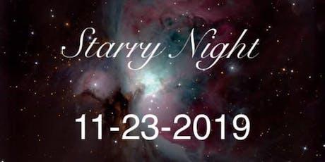 Starry Night Gala Fundraiser tickets