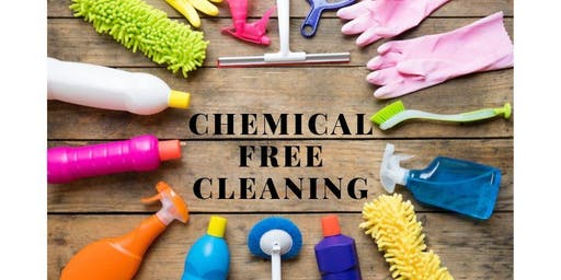 FREE event - Chemical free cleaning made easy