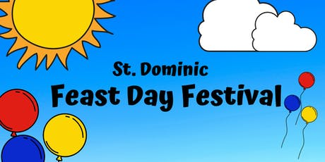 St. Dominic Feast Day Festival tickets