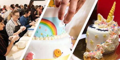 CAKE DECORATING NIGHT -No Experience Needed
