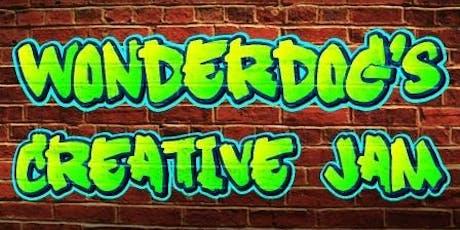 Wonderdog's Creative Jam tickets