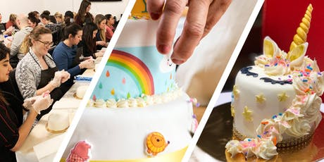 CAKE DECORATING NIGHT -No Experience Needed tickets
