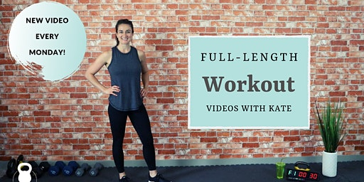 Free Full-Length Workout Videos