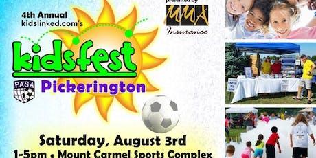 KidsLinked.com's Pickerington KidsFest tickets
