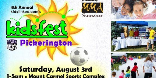 KidsLinked.com's Pickerington KidsFest