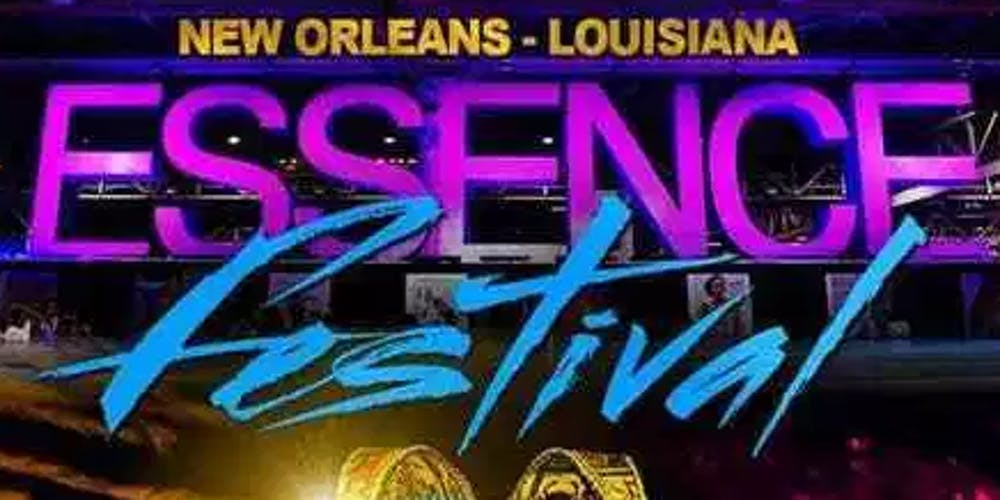 Essence Festival 2020.Essence Festival 2020