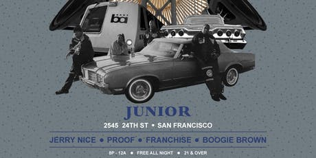 Make Room: FREE Hip Hop Party Every 4th Saturday in SF tickets