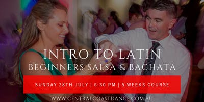 Intro to Latin 5Wk Course | Starting 28th July
