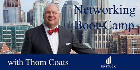 Networking Boot-Camp tickets