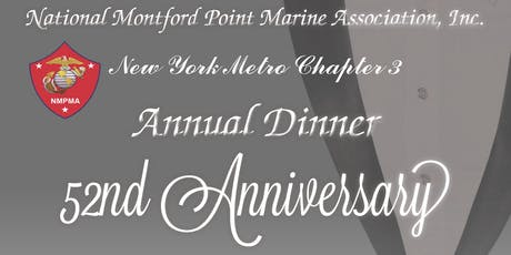 New York Montford Point Marine Association; Annual Dinner Dance tickets