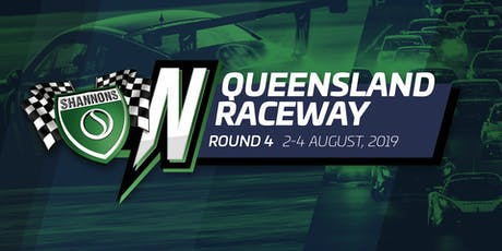 R4: Shannons Nationals - Morris Finance Drivers' Club - Queensland Raceway tickets