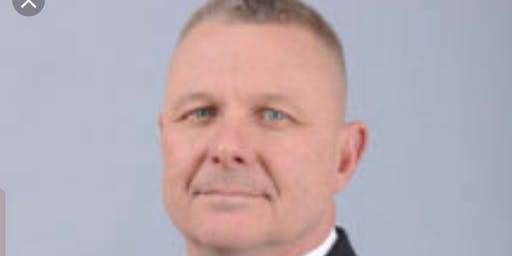Community Club Guest- Barry Connell Chif Of Police NPD