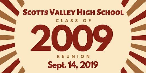 SVHS Class of 2009 Reunion