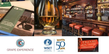 WSET Launches Level 3 Award in Spirits (Trade Only) tickets